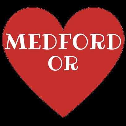 Medford Oregon Sticker App messages sticker-4