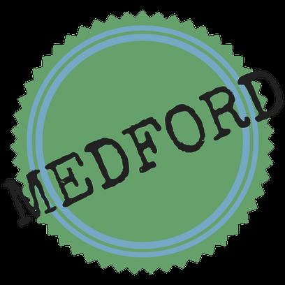 Medford Oregon Sticker App messages sticker-9