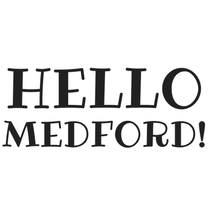 Medford Oregon Sticker App messages sticker-1
