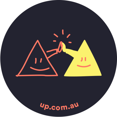 Up — Super Powered Banking messages sticker-1