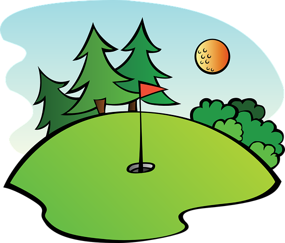 Golf Stickers - 2018 messages sticker-4