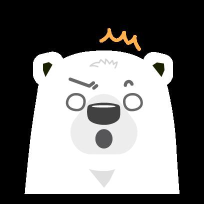 Bear Planet messages sticker-6