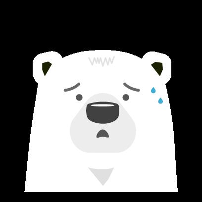 Bear Planet messages sticker-10