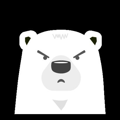 Bear Planet messages sticker-1