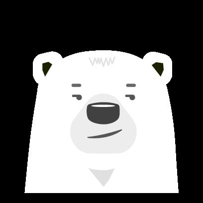 Bear Planet messages sticker-2