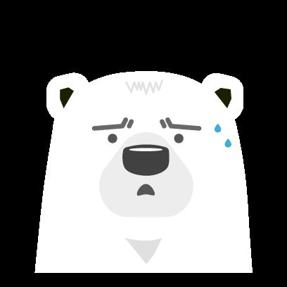 Bear Planet messages sticker-11