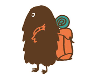 Outdoor Activities Of Yeti messages sticker-1