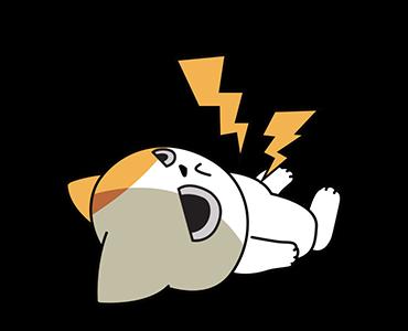 Little Kitten Animated Emoji messages sticker-4