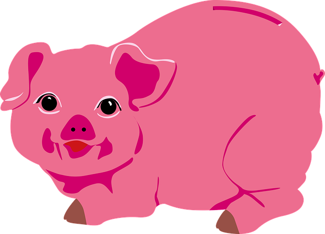 Pig Stickers - 2018 messages sticker-10