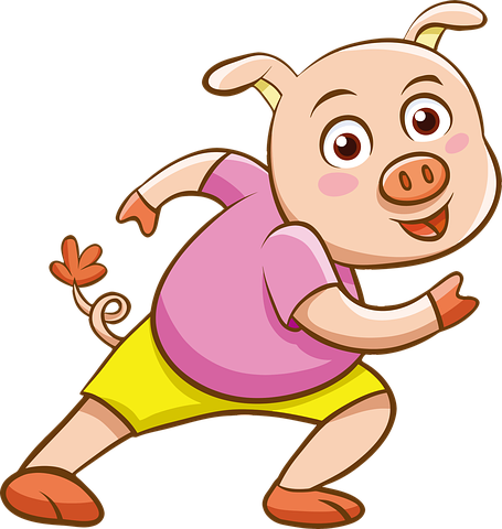 Pig Stickers - 2018 messages sticker-3