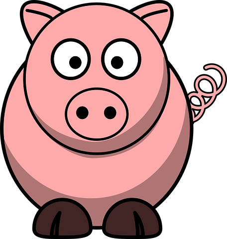 Pig Stickers - 2018 messages sticker-2