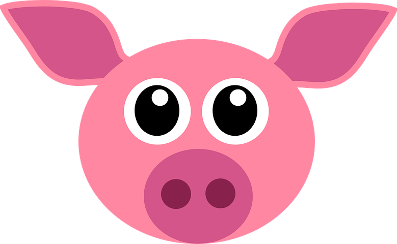 Pig Stickers - 2018 messages sticker-1