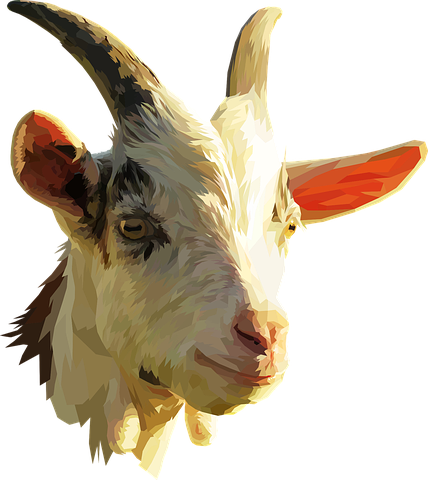 Goat Stickers - 2018 messages sticker-1