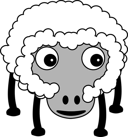 Sheep Stickers - 2018 messages sticker-3