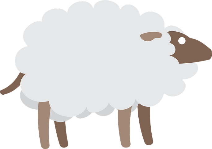 Sheep Stickers - 2018 messages sticker-11