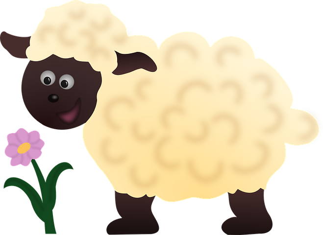Sheep Stickers - 2018 messages sticker-9