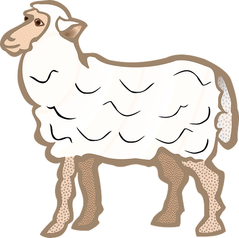 Sheep Stickers - 2018 messages sticker-6