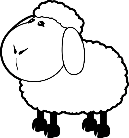 Sheep Stickers - 2018 messages sticker-4