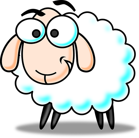 Sheep Stickers - 2018 messages sticker-10
