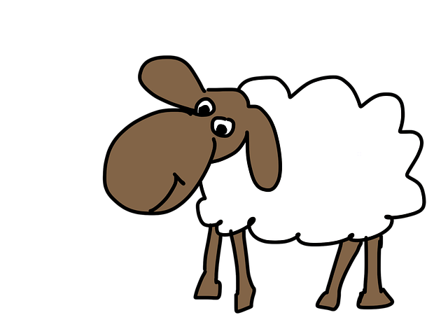 Sheep Stickers - Sid Y messages sticker-2