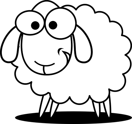 Sheep Stickers - Sid Y messages sticker-1
