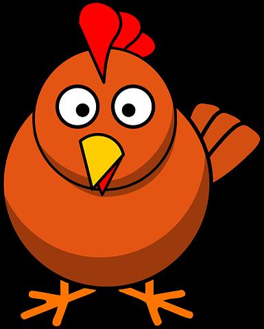 Chicken N Turkey Stickers messages sticker-1