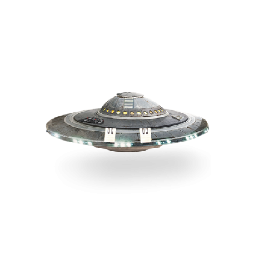 Augmented Reality UFO Stickers messages sticker-6