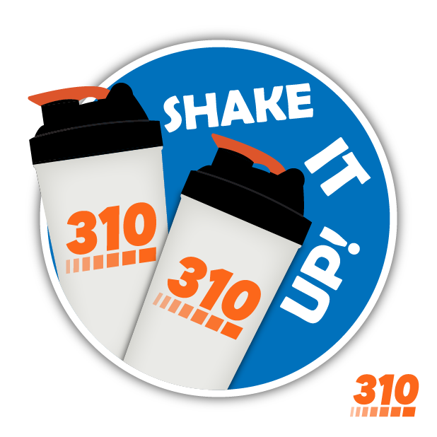 310 Nutrition Stickers messages sticker-2