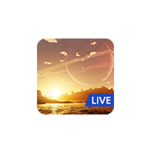 Wallpapers - HD Live wallpaper messages sticker-4