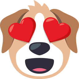 Dog Pack by EmojiOne messages sticker-0