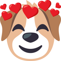 Dog Pack by EmojiOne messages sticker-5