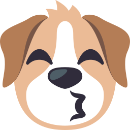 Dog Pack by EmojiOne messages sticker-9
