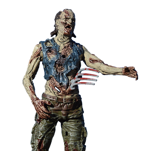 Zombie Stickers - 2018 messages sticker-7