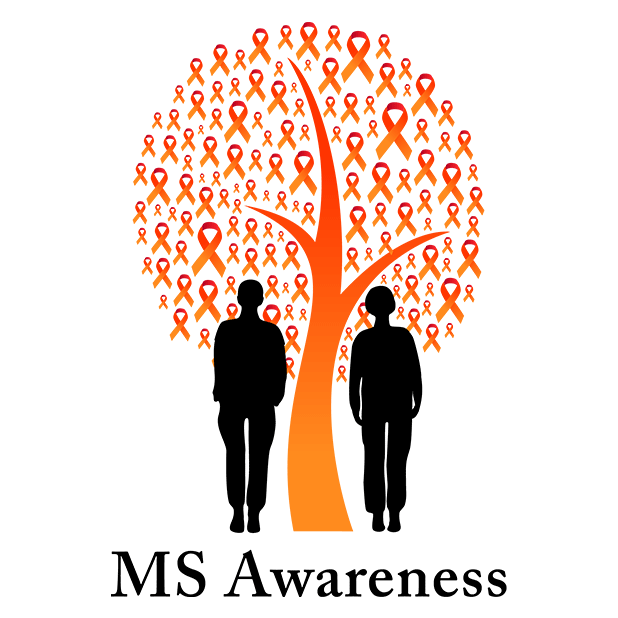 MS Awareness Stickers messages sticker-2