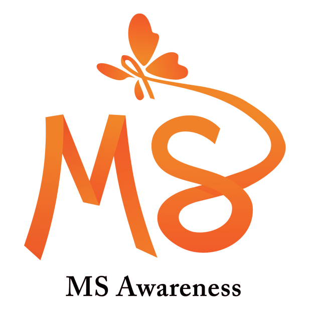 MS Awareness Stickers messages sticker-0
