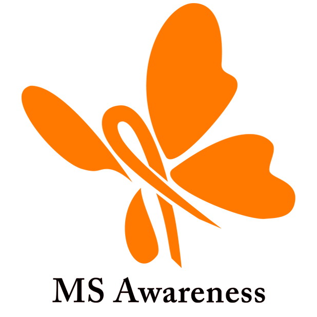 MS Awareness Stickers messages sticker-1