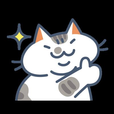 つみネコゲームス messages sticker-1