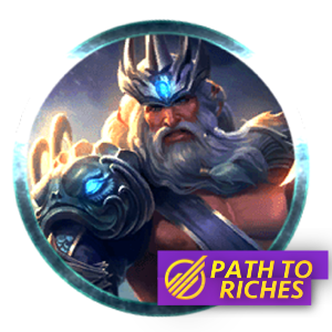 Path to Riches Casino Slots messages sticker-5