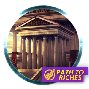Path to Riches Casino Slots messages sticker-4