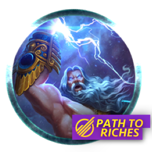 Path to Riches Casino Slots messages sticker-3