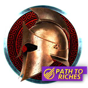 Path to Riches Casino Slots messages sticker-6