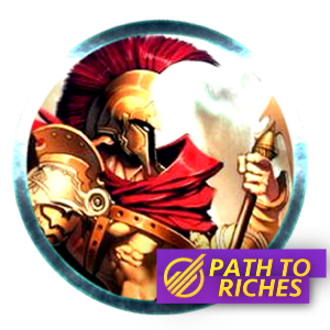 Path to Riches Casino Slots messages sticker-2