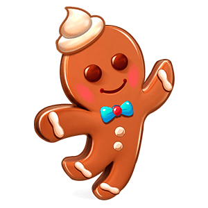 Bubble Shooter Ⓞ Pastry Pop messages sticker-2