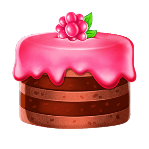 Bubble Shooter Ⓞ Pastry Pop messages sticker-8
