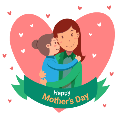 Happy Mother Day Mom emoji messages sticker-2
