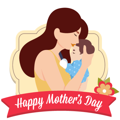 Happy Mother Day Mom emoji messages sticker-7