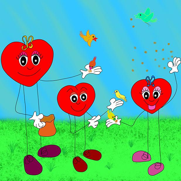 Love shows messages sticker-7
