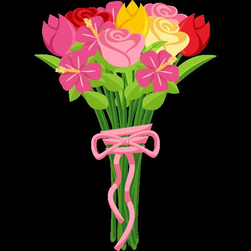 Spring Fling by EmojiOne messages sticker-2