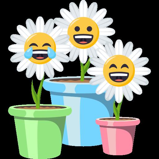 Spring Fling by EmojiOne messages sticker-0