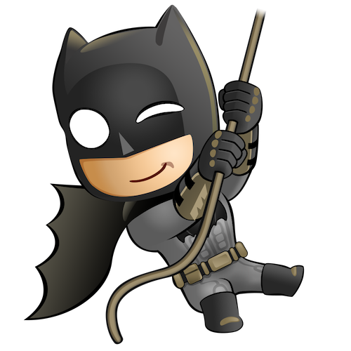 Justice League Sticker Pack messages sticker-4